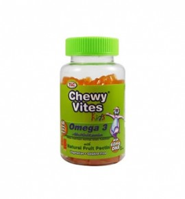 Chewy Vites for Kids Omega-3 60bears