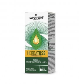 Superfoods Herbatuss Adults 120ml
