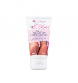 Carnation Cracked Heel Cream 50ml