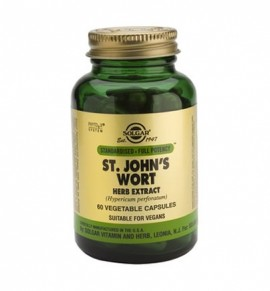 Solgar St. Johns Wort Herb Extract 175mg veg.caps 60s