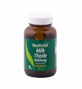 Health Aid Milk Thistle Seed Extract 30 tabs