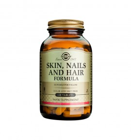 Solgar Skin, Nails & Hair Formula tabs 120s