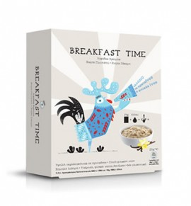 Power Health Breakfast Time 5 φακελίσκοι x 25g