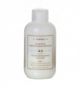 Korres Abyssinia Superior Gloss Colorant 40 Volume 150ml