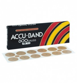 ACCU BAND 800 Gauss 12τεμ