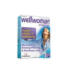 Vitabiotics Wellwoman Original, 30s