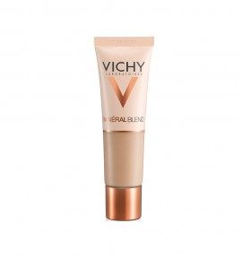 Vichy MineralBlend Hydrating Fluid Foundation 11 Granite 30ml