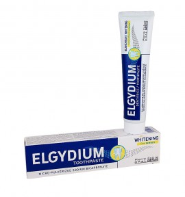 Elgydium Whitening Toothpaste Cool Lemon 75ml