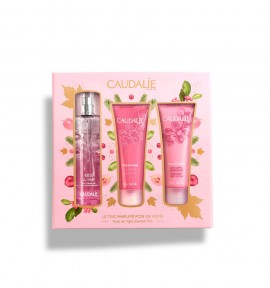 Caudalie Set Rose de Vigne Fresh Fragnance 50ml + ΔΩΡΟ Caudalie Rose de Vigne Shower Gel 50ml + ΔΩΡΟ Caudalie Rose de Vigne Nourishing Body Lotion 50ml