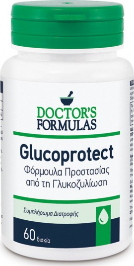 Doctors Formulas Glucoprotect 60tabs