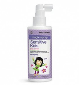 Frezyderm Sensitive Kids Magic Spray for Girls 150 ml