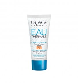 Uriage Eau Thermale Creme DEau Riche SPF20 40ml