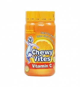 Chewy Vites for Kids Vitamin C 60bears