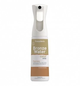 Frezyderm Bronze Water Color Mist Face & Body, 300ml