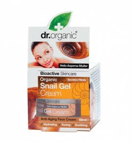 Dr. Organic Snail Gel Face Cream 50ml
