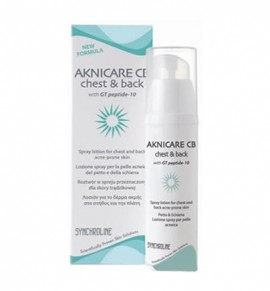 Synchroline Aknicare Spray Chest & Back 100ml