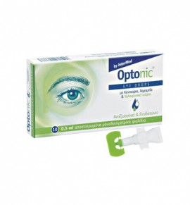Intermed Optonic Eye Drops 10x0.5ml