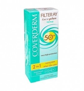 Coverderm Filteray Face Plus Normal SPF50 50ml