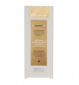 Korres Abyssinia 12.0 Special Blonde 50ml