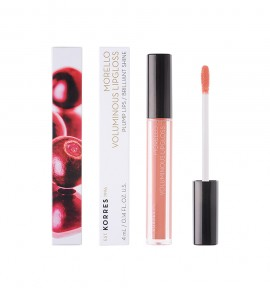 Korres Morello Voluminous Lipgloss 12 Candy Pink 4ml