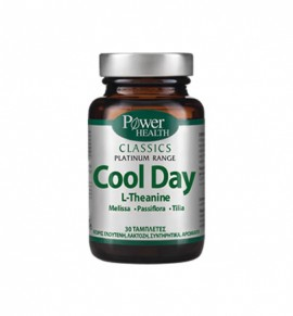 Power Health Platinum Cool Day 30tabs