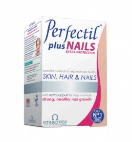 Vitabiotics Perfectil Plus Nails 60tabs