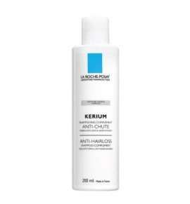 La Roche-Posay Kerium Anti-Hairloss Shampoo-Complement, 200 ml