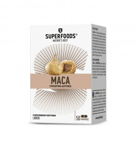 Superfoods Maca 50caps