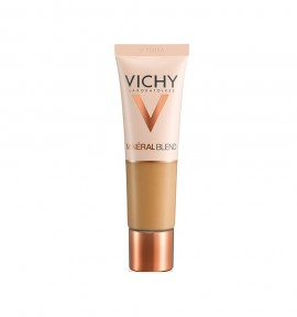 Vichy MineralBlend Hydrating Fluid Foundation 15 Terra 30ml