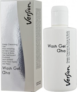 Version Wash Gel AHA 200ml