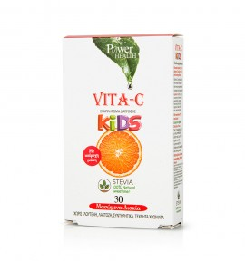 Power Health Vita-C Kids Stevia 30chew.tabs