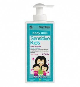 Frezyderm Sensitive Kids Face & Body Milk 200 ml