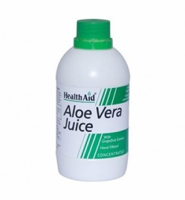 Health Aid Aloe Vera Juice 500ml Juice Concentrated