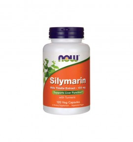 Now Foods Silymarin Milk Thistle Extract 150mg 60caps