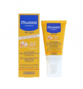 Mustela Very High Protection Sun Lotion SPF50+ 40ml