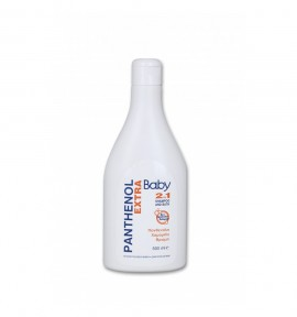 Panthenol ExtraBaby 2 σε 1 Shampoo & Bath 500 ml