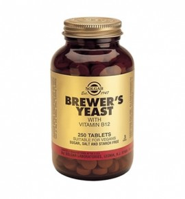 Solgar Brewer's Yeast 500mg tabs 250s