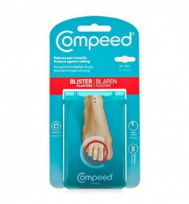 Compeed Blister Toe Φουσκάλες στα Δάχτυλα των Ποδιών 8τμχ