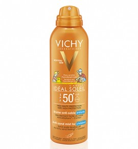 Vichy Ideal Soleil Anti-Sand Spray for Children SPF50+ 200ml