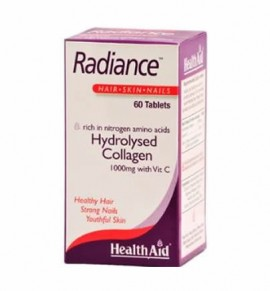 Health Aid Radiance με Collagen 1000mg 60 tabs