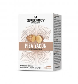 Superfoods Ρίζα Yacon 250mg 60caps