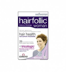 Vitabiotics Hairfollic Woman, 60s