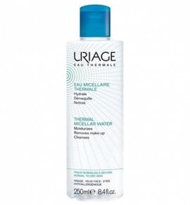 Uriage Eau Micellare Thermale Κανονικές/Ξηρές Επιδερμίδες 250ml