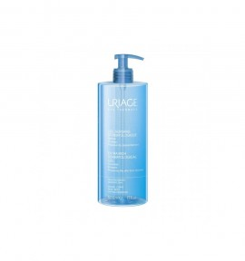 Uriage Gel Surgras for Sensitive Skin 500ml