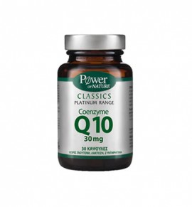 Power Health Platinum  Coenzyme Q10, 30 mg 30s