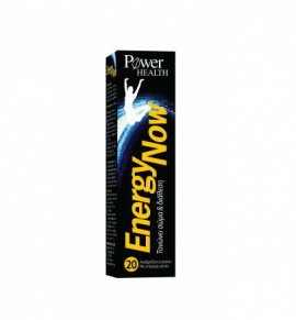 Power Health Energy Now,eff tabl 20s