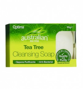 Australian Tea Tree Antiseptic Cleansing Soap 90gr