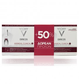 Vichy Dercos Aminexil Clinical 5 Women 33x6ml