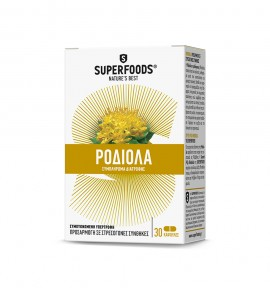 Superfoods Ροδιόλα 30caps