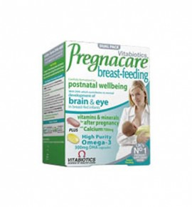 Vitabiotics Pregnacare Breast Feeding 56tabs/28caps